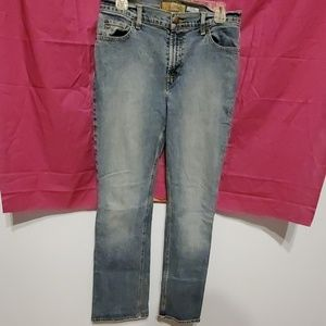 VGUC old navy boot cut jeans